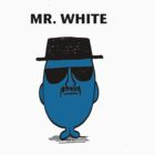 Mr. White by omgkatkat