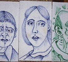 doodles by madvlad