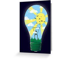 Daylight Greeting Card