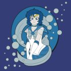 Sailor Mercury by Maggie Davidson