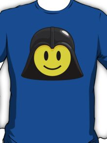 Darth Smiley Icon T-Shirt