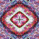 Flower Mandala by ACSonRedBubble