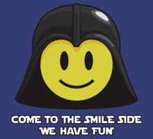 Darth Smiley - Come to the Fun Side by hardwear