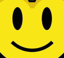 Darth Smiley - Come to the Fun Side Sticker