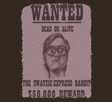 The Swayzie Express Bandit by Barton Keyes