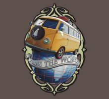 Cross the World - Bus T1 Kids Clothes