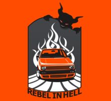 Rebell in Hell (for light) by GET-THE-CAR