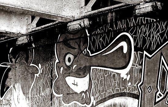 Street Art II by lumiwa
