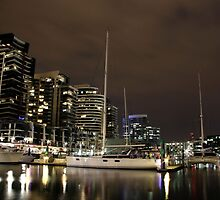 New Quay, Docklands  by kcy011