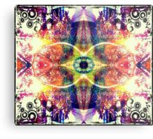 Uplifting Eye Metal Print