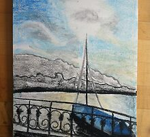 Lake Zurich by artbynicole
