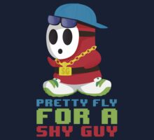 Pretty Fly...For a Shy Guy by donutplains