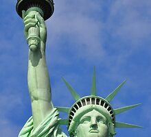 Statue of Liberty by Haz Preena
