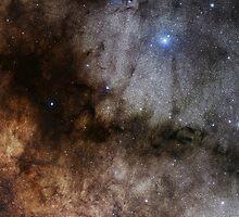 Nebula II iPhone Cover by Jamie Syke