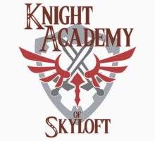 Knight Academy of Skyloft by IamSare