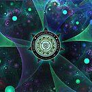 Cosmic Intelligence Agency by SKVee
