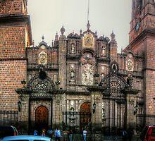 ©MT  Catedral Morelia I by OmarHernandez