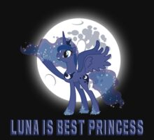 Luna Is Best Princess by AK71