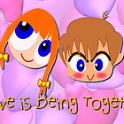 Love is Being Together by Dennis Melling