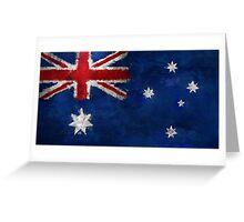 Australia - Magnaen Flag Collection 2013 Greeting Card