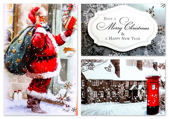Have a Merry Christmas & a Happy New Year by ©The Creative  Minds
