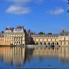 château de Fontainebleau ( The Palace of Fontainbleau ) France by natureloving