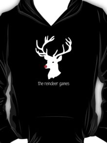The Reindeer Games (white) T-Shirt