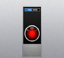 HAL9000 by JustCarter