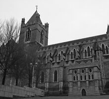 Christ Church Dublin by Iain McGillivray