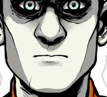 Misfits: Simon Sticker