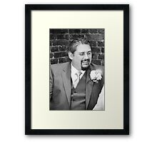Tina and Andy 92 Framed Print