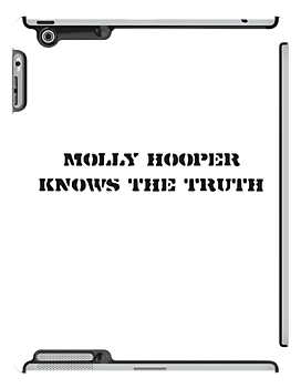 Molly Hooper knows the truth by AAA-Ace