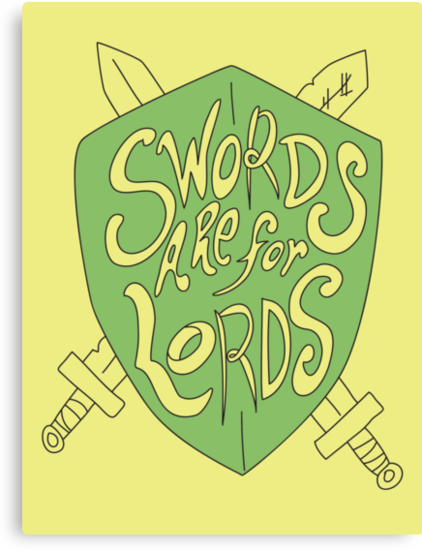 Swords by gillianjaplit