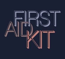 First Aid Kit  by peachtrea