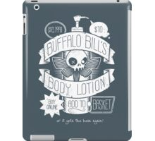 Body Lotion iPad Case/Skin