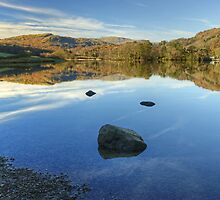 Rydal Water In November by VoluntaryRanger