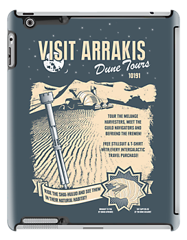 Visit Arrakis by heavyhand