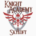 Knight Academy of Skyloft Alternate version by IamSare
