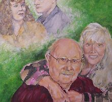 Endless Love (My Grandparents) by Jennifer Ingram