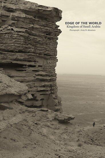 edge of the world by Jerry Dorado Alcantara
