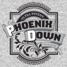 Dr. Cid's Phoenix Down by Josh Legendre