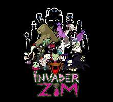 Team Zim by jax89man