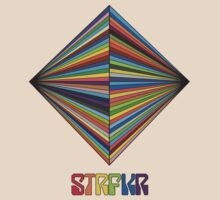"STRFKR - ""Jupiter"" T-Shirt (Large Text Version) by theITfactor"