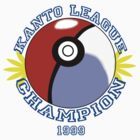 Kanto League Champion by CarlyRC13