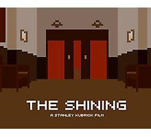 The Shining, Elevator Photographic Print