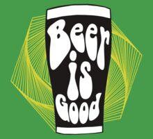 Beer is Good by Jeff Clark