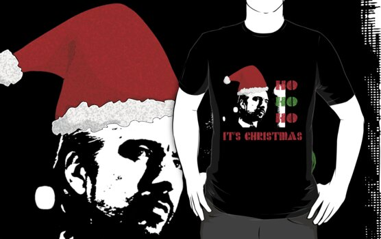 HO HO HO It's Christmas - Die Hard Style by Elowrey