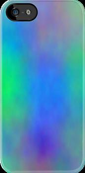 Neon Cotton Candy by Jennifer Walters