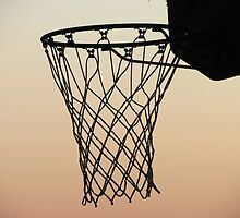 My basketball hoop by Nicole Gushue