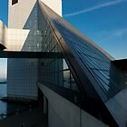 The Rock and Roll Hall of Fame from a slightly different perspective by Jim Butera
